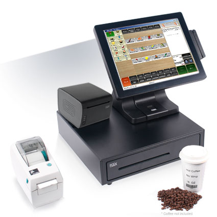 Coffee Shop POS System