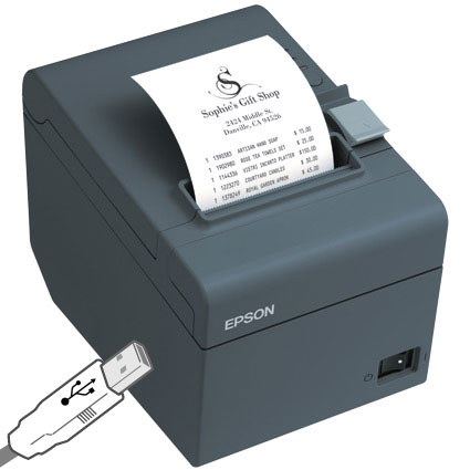 C31cd52a9972 Receipt Printer Epson Tm T20ii Posmicro Com