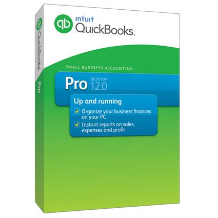 QuickBooks POS v12
