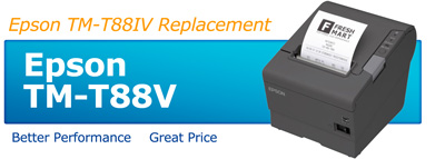 Epson TM-T88IV Replacement