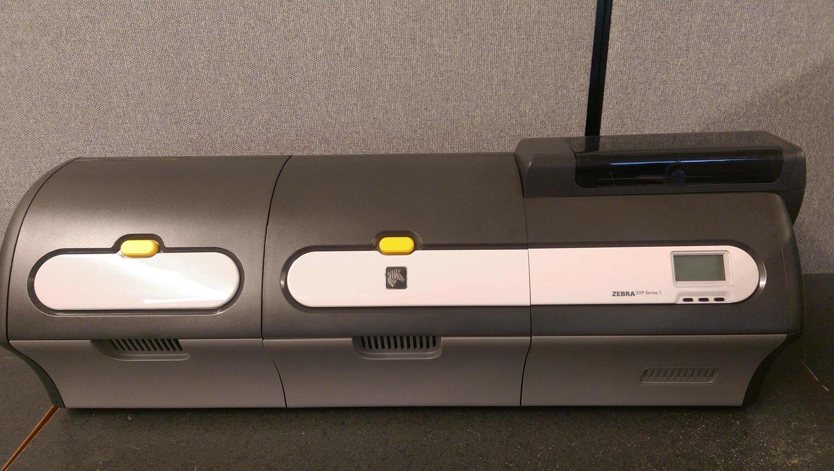 Zebra ZXP-Series-7-Card-Printer