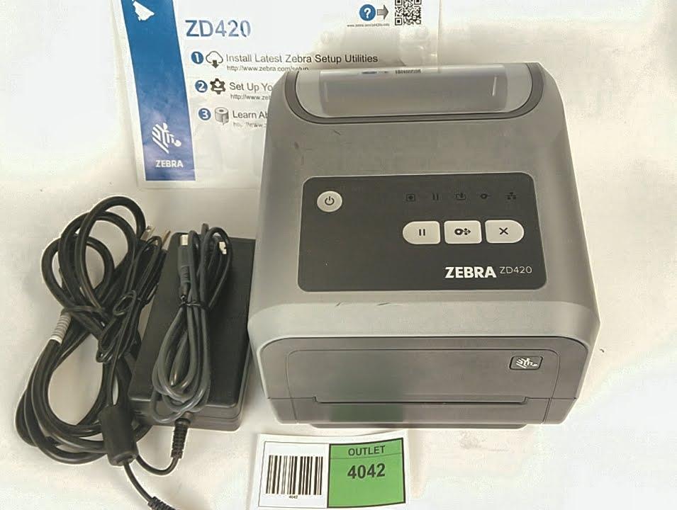 Zebra ZD420 ZD42042-C01000EZ Image 3