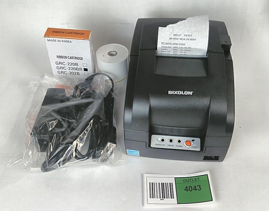 Bixolon SRP-275III SRP-275IIICOSG/USA Image 3