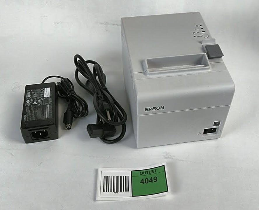 Epson TM-T20II C31CD52666 Image 2