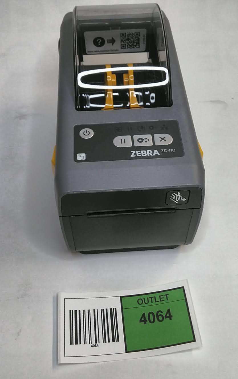 Zebra ZD410 50N203400427 Image 1