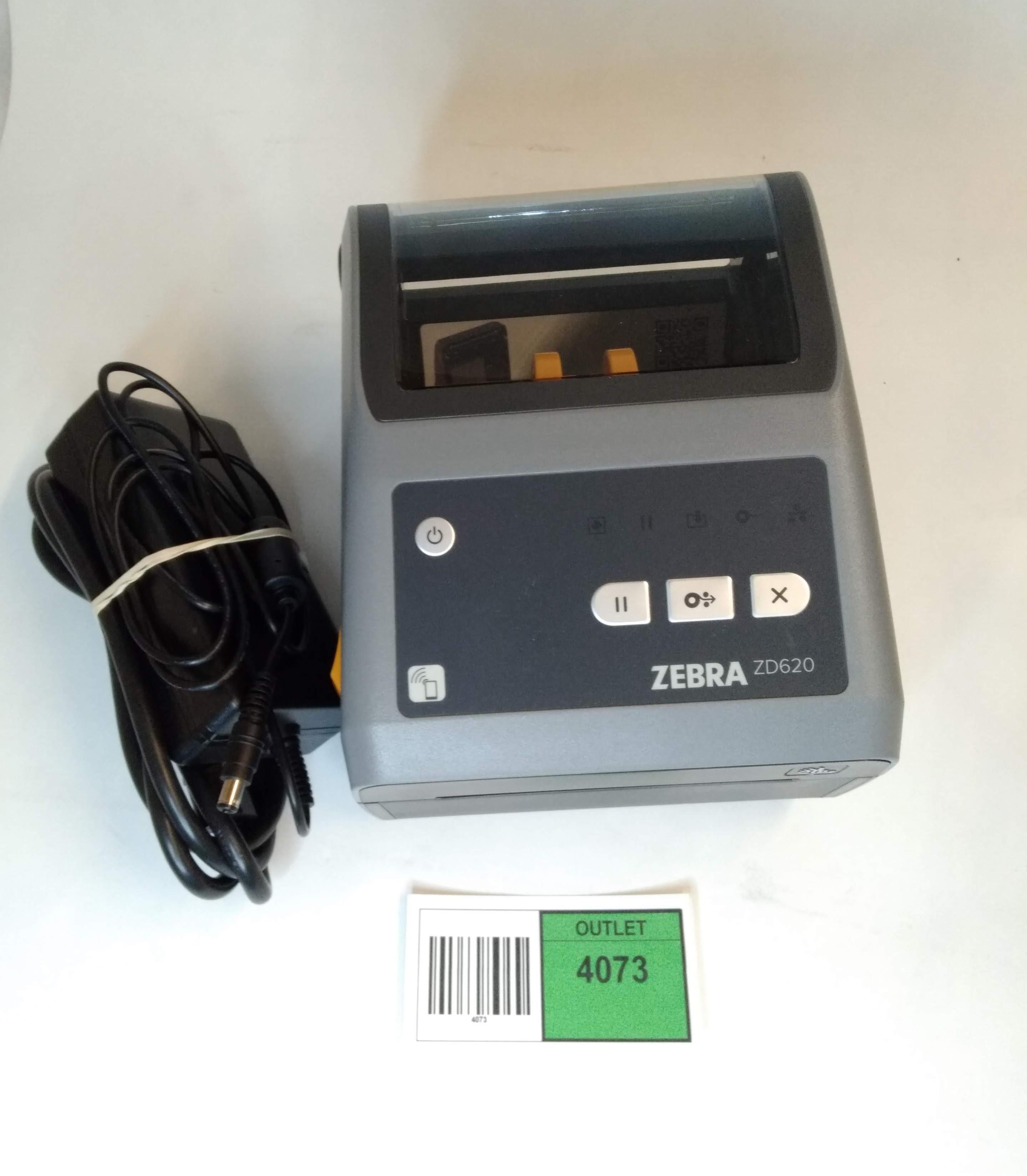 Zebra ZD620 ZD62042-D01F00EZ Image 1
