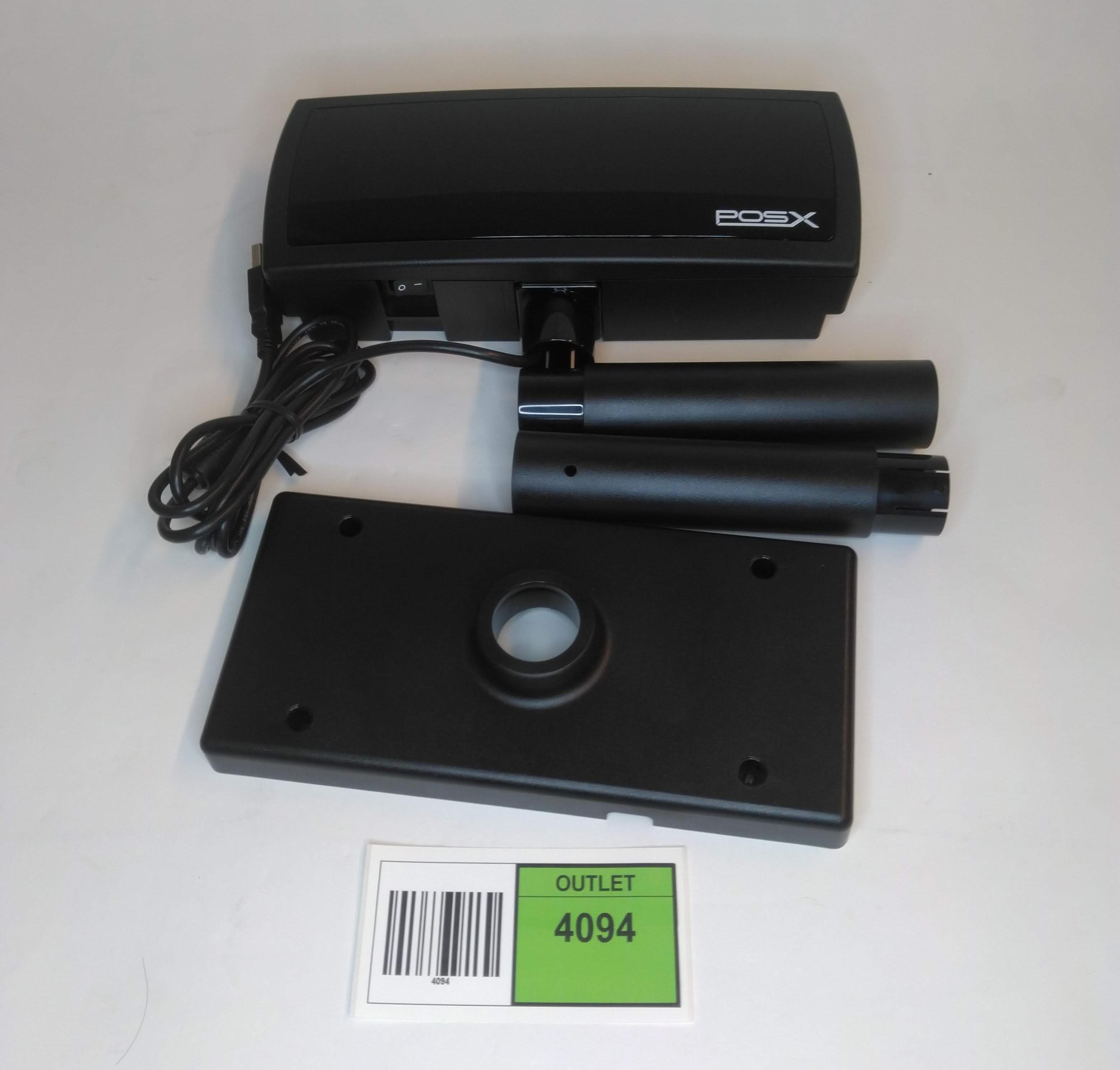 POS-X XP8200 Pole Display 932AD022400133 Image 1