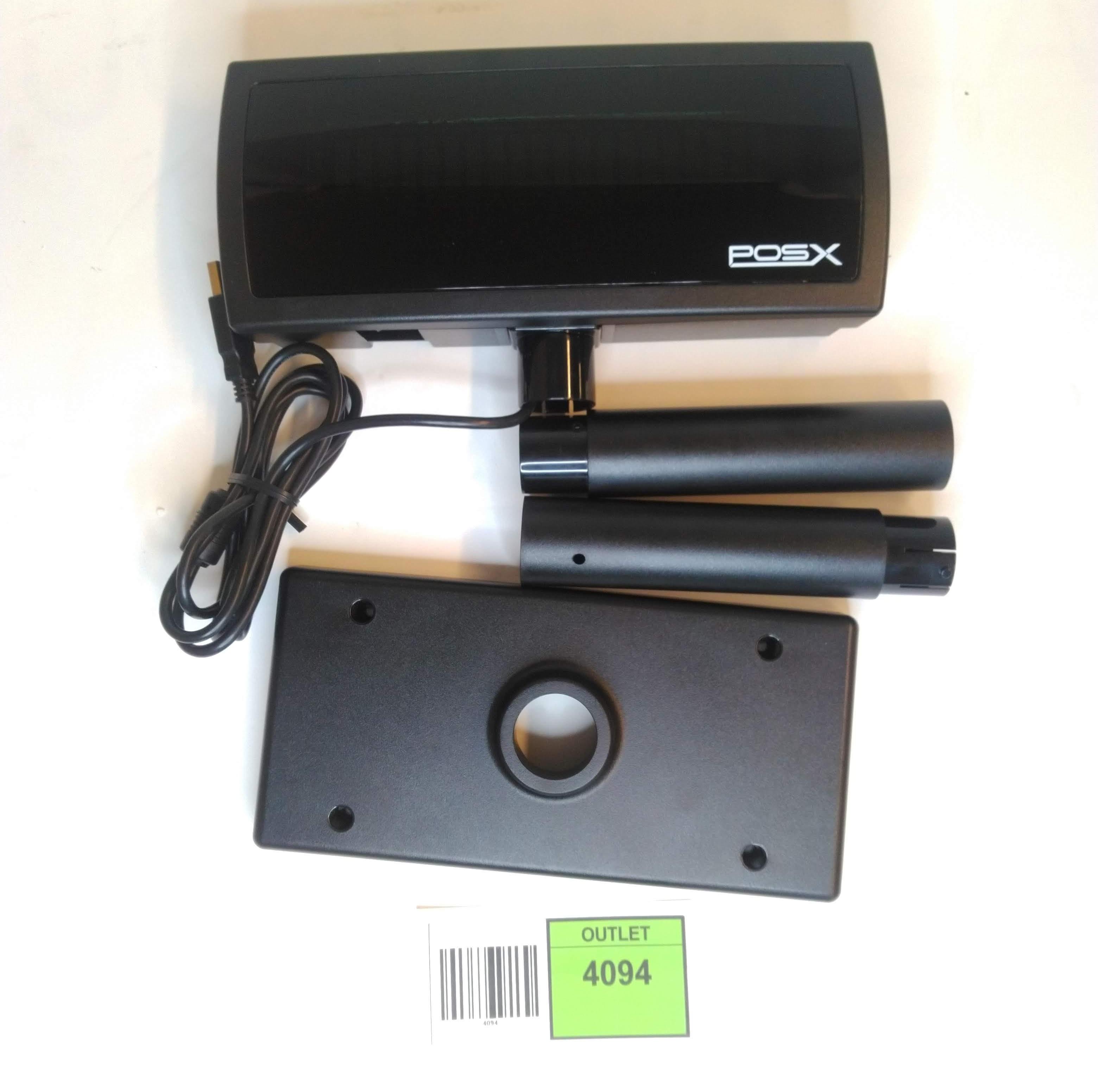 POS-X XP8200 Pole Display 932AD022400133 Image 2