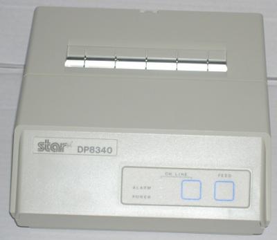 Star Micronics DP8340