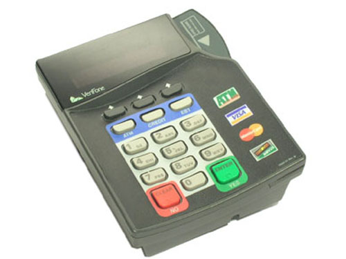 Verifone Everest Plus