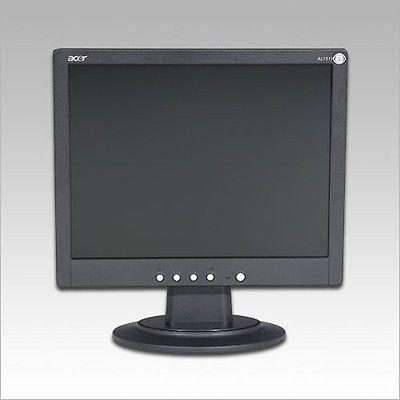 Generic 15 inch LCD Monitor