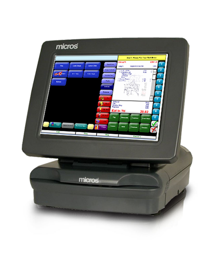Micros POS System