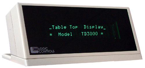 Logic Controls TD3000