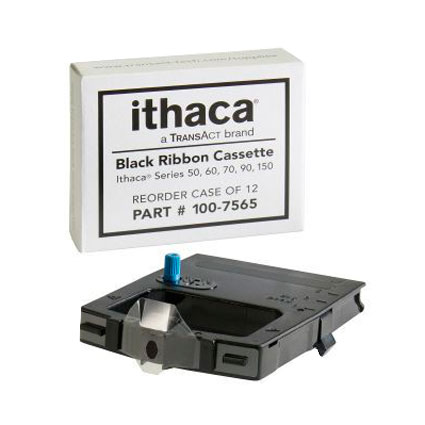 Ithaca Printer Ribbon Image 1