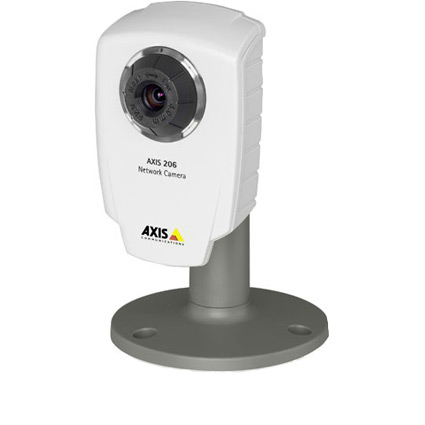 Axis 206 Network Camera Image Thumbnail 1