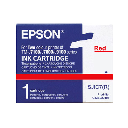 Epson TM-J7100 Ink Cartridge Image Thumbnail 2