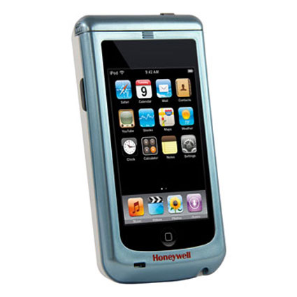 Honeywell Captuvo SL22 for iPod Touch Image Thumbnail 4
