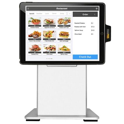 POS-X iSAPPOS iPad Stand Image Thumbnail 2