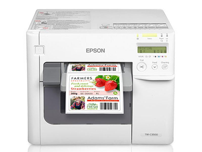 Epson TM-C3500 Image 1