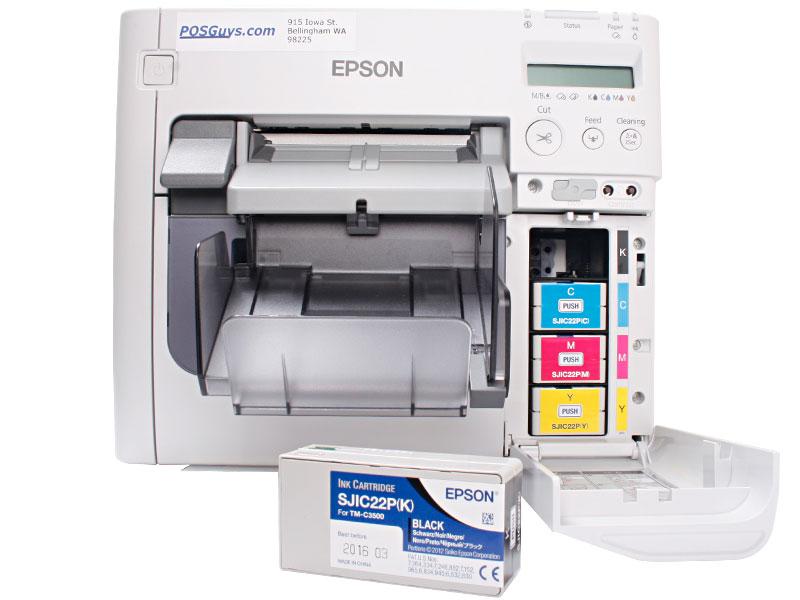 Epson TM-C3500 Image Thumbnail 2