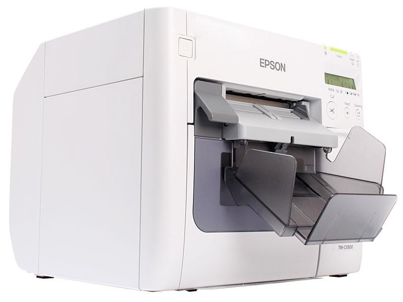 Epson TM-C3500 Image Thumbnail 3