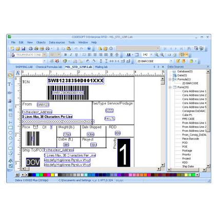 Teklynx CodeSoft 9 Image Thumbnail 2