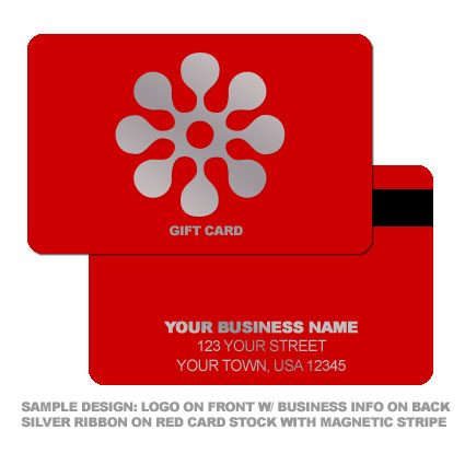 Gift Logo Card
