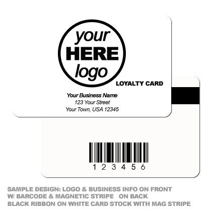 POSMicro Customer Loyalty Logo Card Image Thumbnail 3