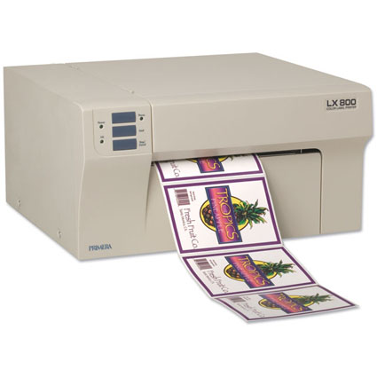 Primera Technology LX810 Color Label Printer Image Thumbnail 1