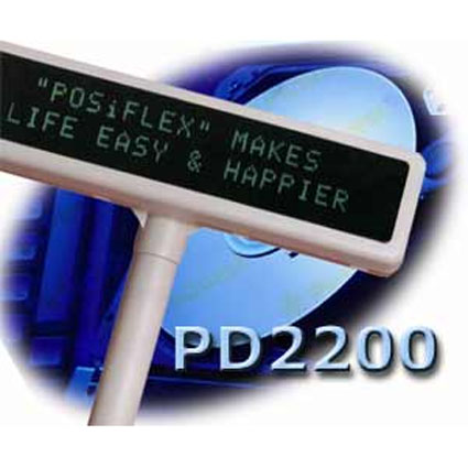Posiflex PD2200 Image 1