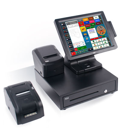 POSMicro Amigo Restaurant Point of Sale System Image 1