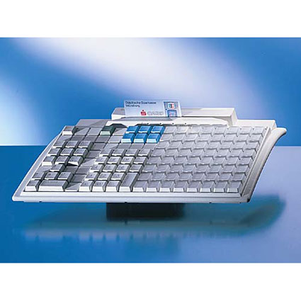 PrehKeyTec MC128 W/X Image 1