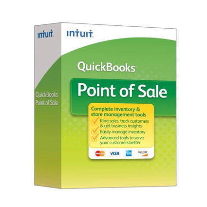 Intuit QuickBooks Point of Sale Basic Image 1