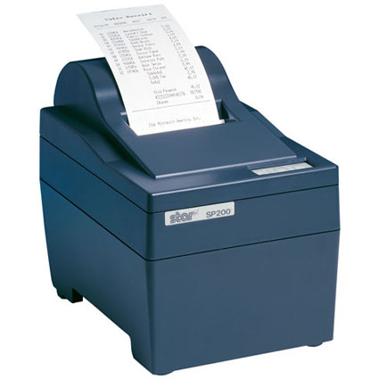 STAR TSP200 PRINTER DRIVERS FOR MAC